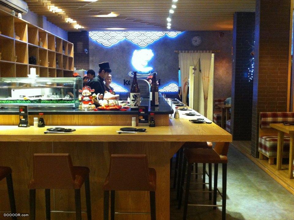 天津日式餐厅品牌设计
